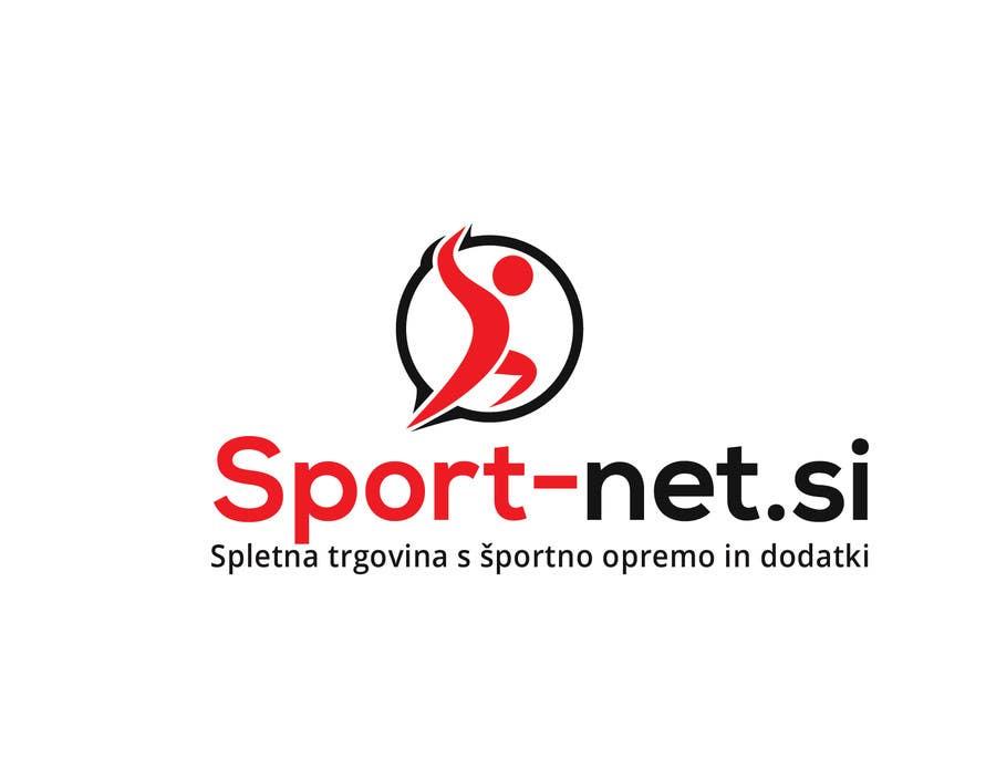 Konkurrenceindlæg #                                        124                                      for                                         Design a Logo for new online sport-shop