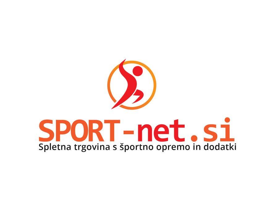 Konkurrenceindlæg #                                        130                                      for                                         Design a Logo for new online sport-shop