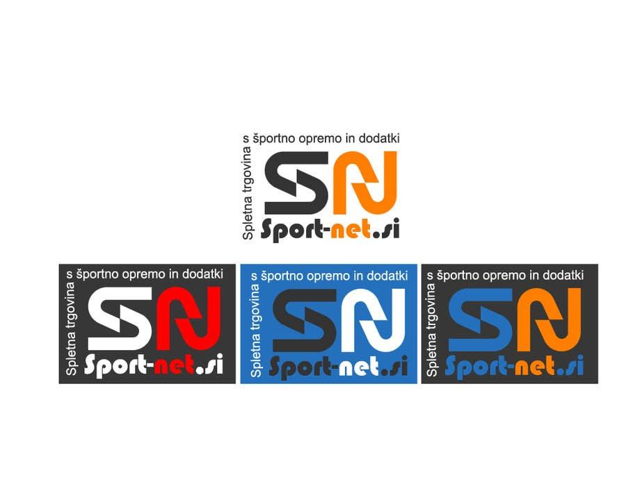 Konkurrenceindlæg #                                        5                                      for                                         Design a Logo for new online sport-shop