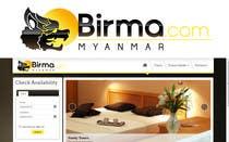 Graphic Design Konkurrenceindlæg #97 for Logo design for a travel website about Burma (Myanmar)