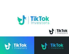 #3934 untuk I need a fun new logo for @TikTokInvestors! oleh Debasish5555