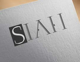 """#86 for Design a logo for """"Siah"""" af AndriiOnof"""