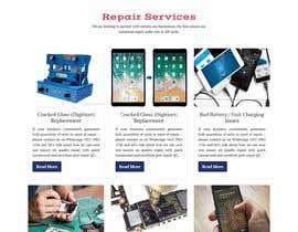 nº 16 pour web page design par ataursh12