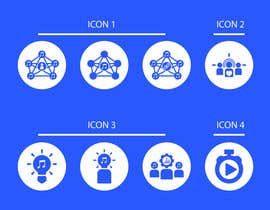 #23 for Design some Icons for music collaboration website af dovuongminh