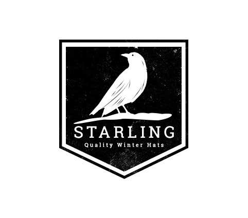 Konkurrenceindlæg #                                        84                                      for                                         Redesign the logo for Starling winter hats company.
