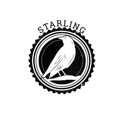 Konkurrenceindlæg #                                        96                                      for                                         Redesign the logo for Starling winter hats company.