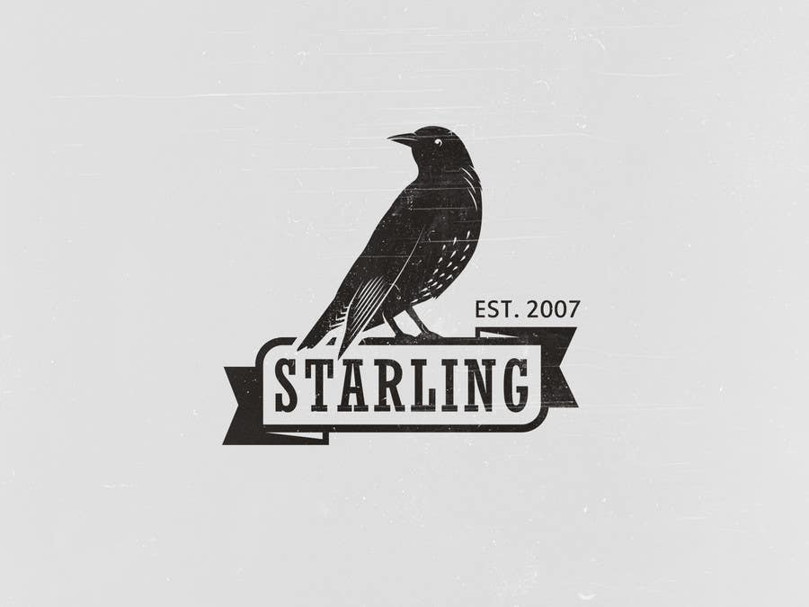 Konkurrenceindlæg #                                        113                                      for                                         Redesign the logo for Starling winter hats company.