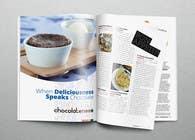 Design an innovative ad for Chocolate brand için Graphic Design42 No.lu Yarışma Girdisi