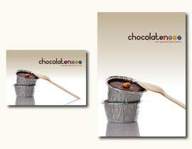 nº 58 pour Design an innovative ad for Chocolate brand par cowboyrg