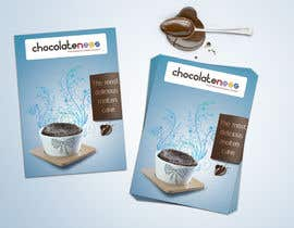 #26 untuk Design an innovative ad for Chocolate brand oleh khaledikhalil