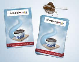 nº 36 pour Design an innovative ad for Chocolate brand par khaledikhalil