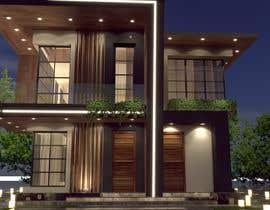 #41 para Exterior Design for a house por meshofreelancer
