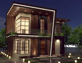 #42 para Exterior Design for a house por meshofreelancer