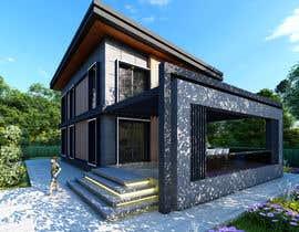 #31 para Exterior Design for a house por enesmalkocc