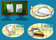 Graphic Design Inscrição do Concurso Nº39 para Icons for food website