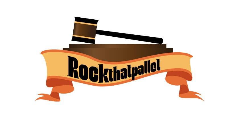 Konkurrenceindlæg #                                        38                                      for                                         Design a Logo for Rockthatpallet.com