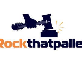 #39 for Design a Logo for Rockthatpallet.com by greenarrowinfo