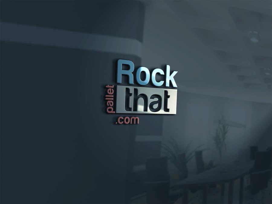 Konkurrenceindlæg #                                        35                                      for                                         Design a Logo for Rockthatpallet.com