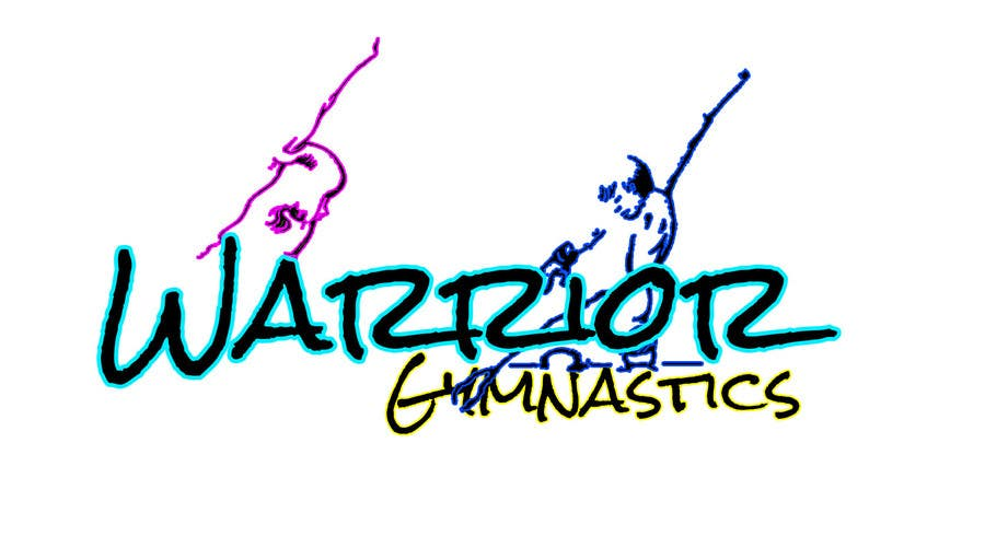 Contest Entry #                                        6                                      for                                         Design a Logo for a gymnastics program