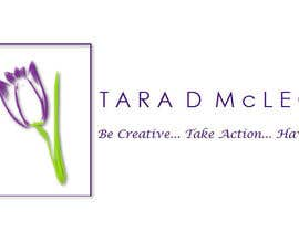 nº 14 pour Design a Logo for Tara D McLeod par shwetharamnath