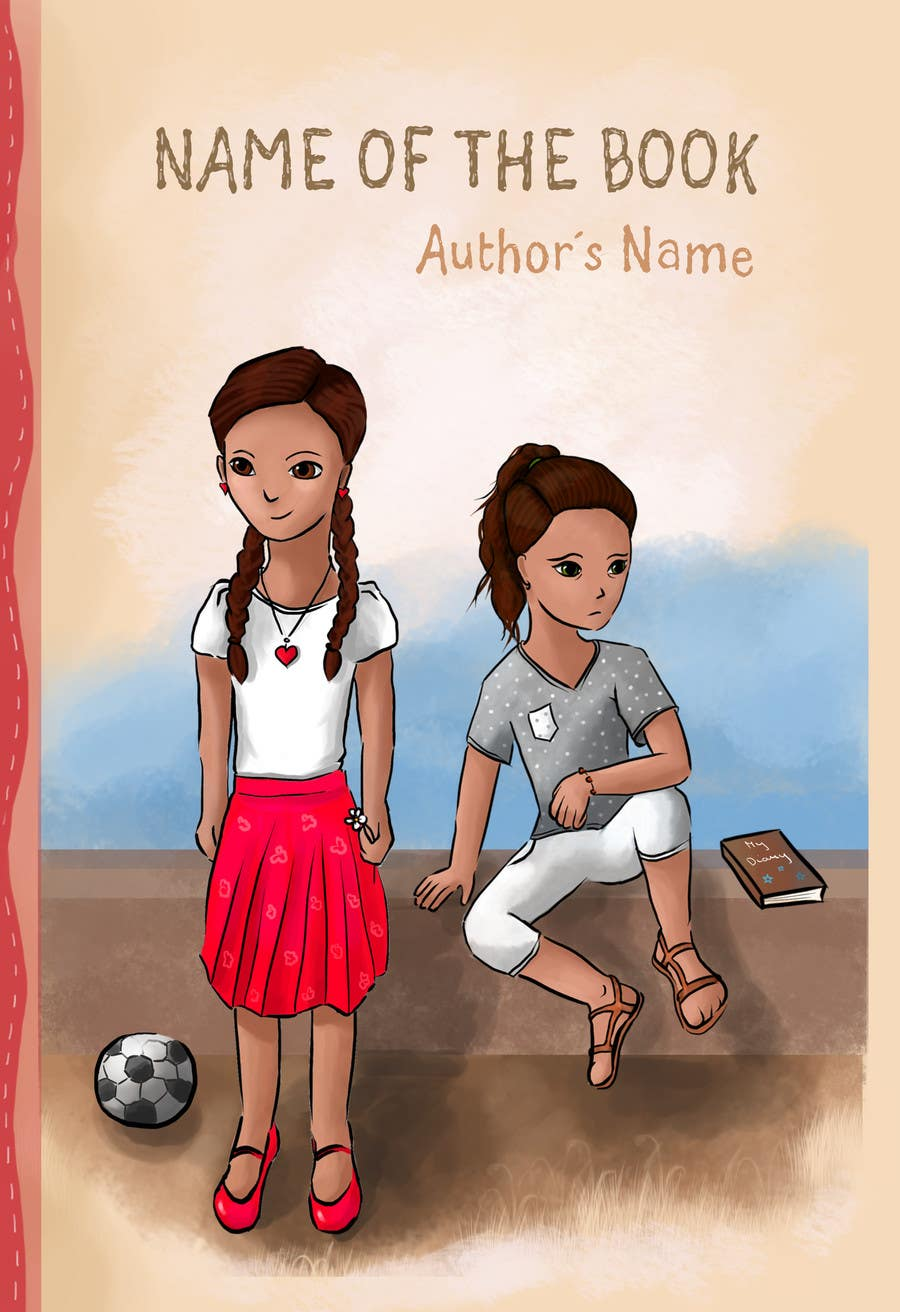 Contest Entry #                                        33                                      for                                         Children's Book Cover Art