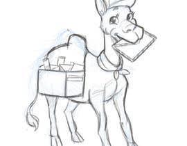 #14 for Camel Eating Mail af nugrahanugraha