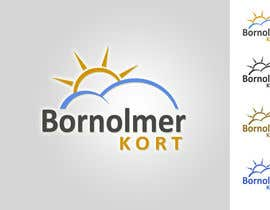 #103 for Design a Logo for BornholmerKort by exua
