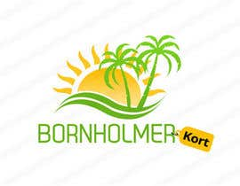 #115 for Design a Logo for BornholmerKort by tlckaef231