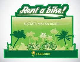 #35 for Ride a Bike @ Tulum af AntonVoleanin