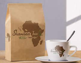 nº 32 pour Design me a logo for Organic Coffee in Africa par alhtipu