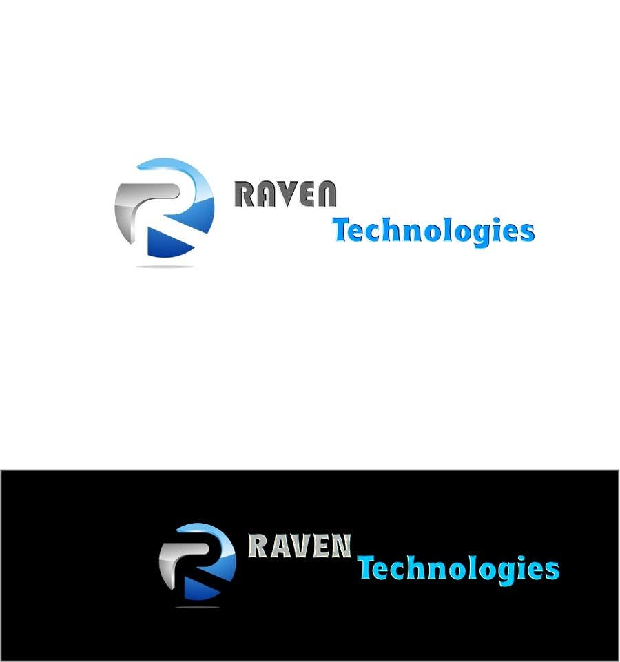 Contest Entry #                                        36                                      for                                         Design a Logo for Raven Tech (IT Reseller)