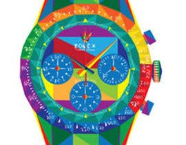 #7 cho Create POP ART Watch Painting bởi mukundrathi2905