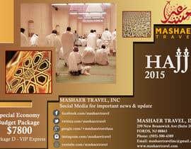 #44 for Hajj 2015 Flyer af alimurtaza642