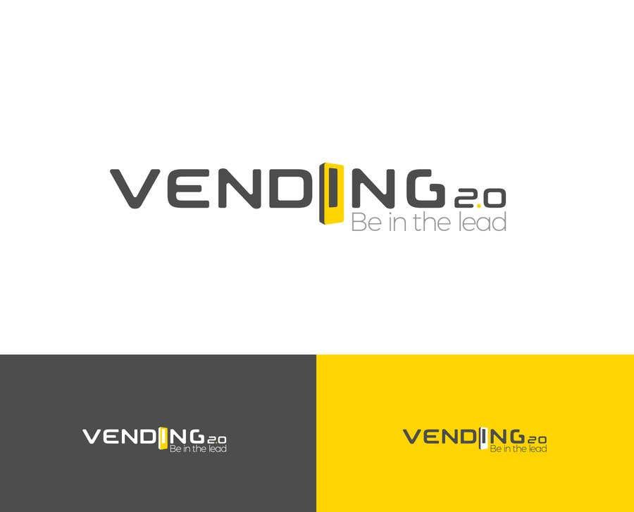 """Inscrição nº                                         121                                      do Concurso para                                         Logo para esta marca/nome """"VENDING 2.0"""""""