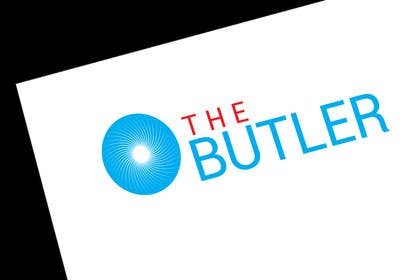 #39 for Design a Logo for The Butler by shanzaedesigns