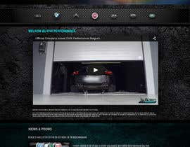 #90 cho Design a Website Mockup for a (chip)Tuning company bởi BizMediaLLC