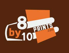 #90 for Design a Logo for 8by10prints.com by brijwanth