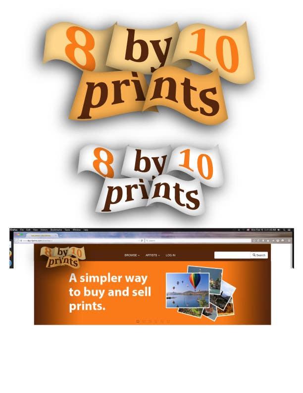Proposition n°11 du concours Design a Logo for 8by10prints.com