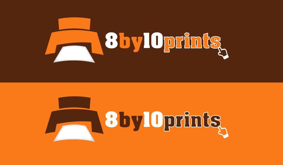 Proposition n°50 du concours Design a Logo for 8by10prints.com