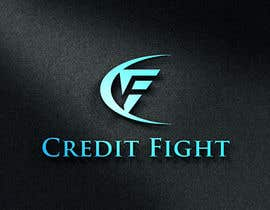 #120 untuk Design a Logo for Credit Fight oleh BlackWhite13