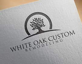 #43 cho Design a Logo for White Oak Custom Remodeling bởi SkyNet3