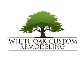 #40 untuk Design a Logo for White Oak Custom Remodeling oleh jaywdesign