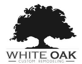 #12 cho Design a Logo for White Oak Custom Remodeling bởi alexandrudgatea