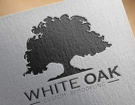#17 cho Design a Logo for White Oak Custom Remodeling bởi alexandrudgatea
