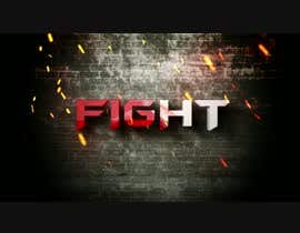 #19 cho Animate this logo - Fight bởi Polashvfx
