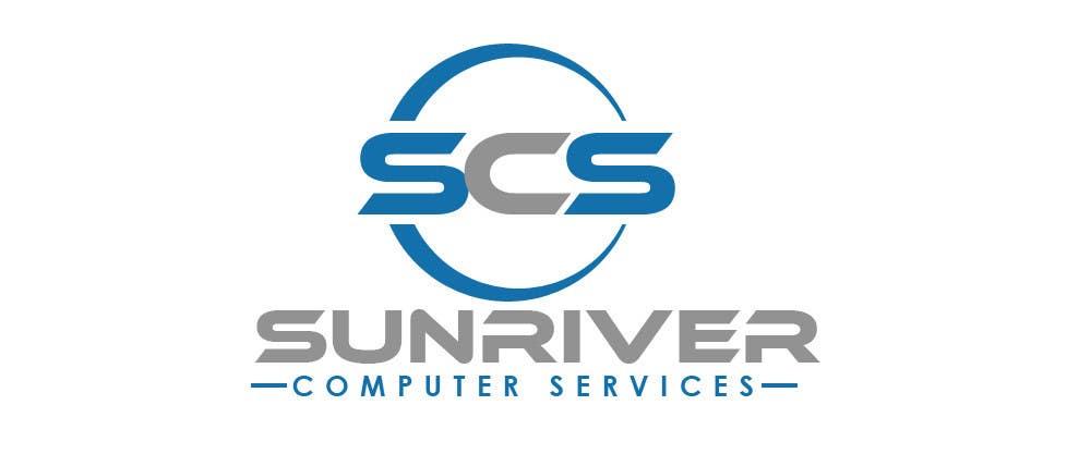 Penyertaan Peraduan #47 untuk Design a Logo for Sunriver Computer Services
