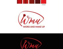 nº 88 pour WORD AND MAKE UP LOGO par Mohammadmonzur
