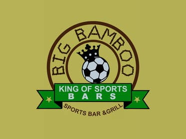#35 for Design a Logo for my Sports Bars af junaidkhowaja