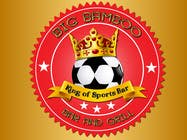 Graphic Design Inscrição do Concurso Nº22 para Design a Logo for my Sports Bars