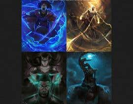 Nro 39 kilpailuun Fantasy Card Game Art - Contest 8 (spells) käyttäjältä Irnyo